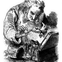 A copywriting Christmas carol